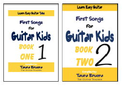 Guitar Kids Volumes