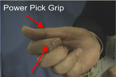 Power Pick Grip